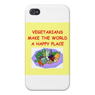 Vegetarier iPhone 4/4S Hüllen