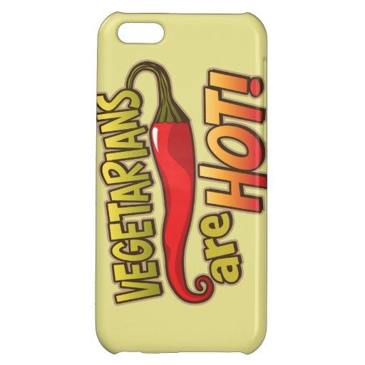 Vegetarier sind heißer lustiger iPhone 5 Fall iPhone 5C Hüllen