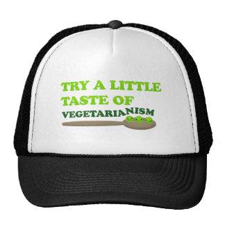 Vegetarische Erbsen Kultkappe