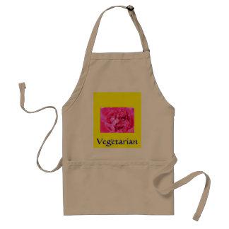 """Vegetarischer Koch - """"thailändische Verpackung"""" -  Schürzen"""