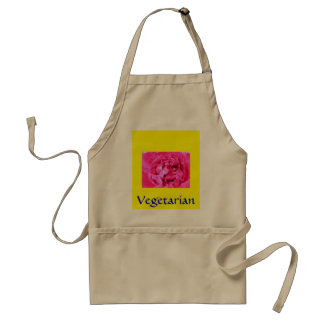 """Vegetarischer Koch - """"thailändische Verpackung"""" -  Schürze"""