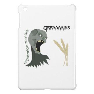 Vegetarischer Zombie will Graaaains! iPad Mini Hülle