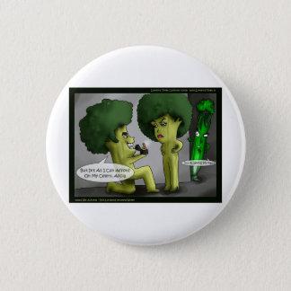 Veggie-Antrag-lustige Geschenk-Karten-T-Shirts u. Runder Button 5,7 Cm