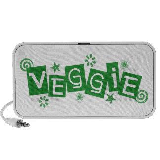 Veggie, für Vegetarier und Vegans Speaker System