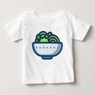 Veggie-Salat Baby T-shirt