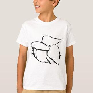 Veiltail betta T-Shirt