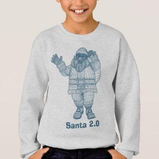 Vektorgraphik Sankt 2,0 Sweatshirt