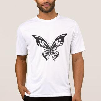 Vektorschmetterlings-T - Shirt