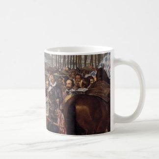 Velazquez-D Surrenderof Breda Kaffeetasse