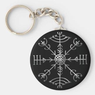 Veldismagn, Island, Schutz, Rune, Magie Schlüsselanhänger