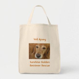 Veli Apsey - Einkaufstasche - Sonnenschein Goldens