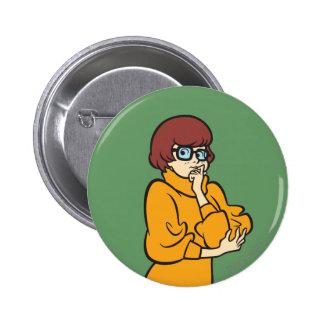 Velma Pose 11 Runder Button 5,7 Cm