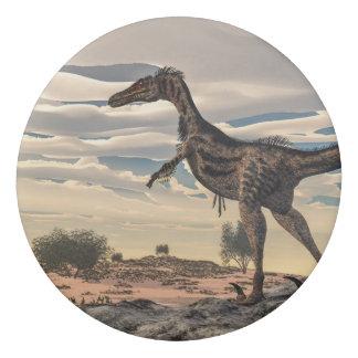 Velociraptordinosaurier - 3D übertragen Radiergummis 0