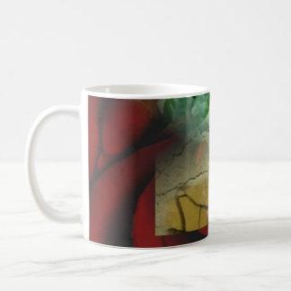 velvet, roses, ivy mug,  Samt, Rose, Efeu Kaffeetasse