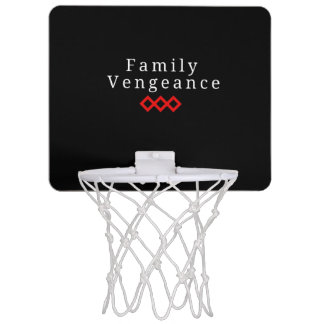 VENDETTA Band Mini Basketball Ring
