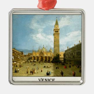 Venedig 1720 silbernes ornament