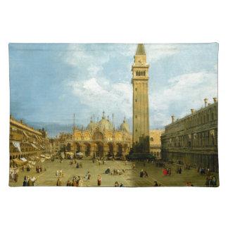 Venedig 1720 tischset