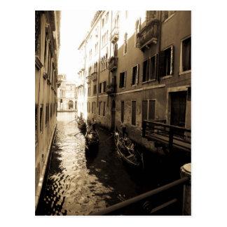 Venedig 3 postkarte