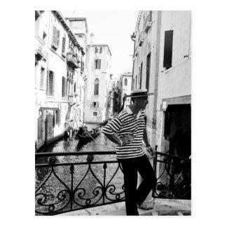 Venedig 4 postkarte