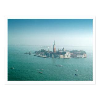 Venedig-Basilika Postkarte
