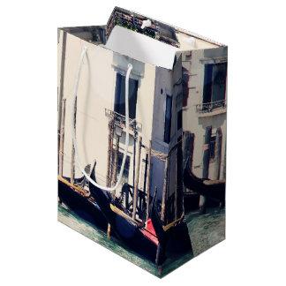 Venedig Bokeh VI Mittlere Geschenktüte