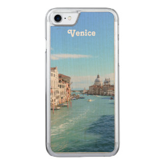 Venedig Carved iPhone 8/7 Hülle