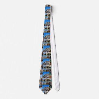 Venedig-Collage Individuelle Krawatten