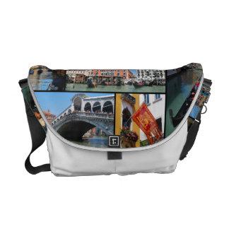 Venedig-Collage Kurier Taschen