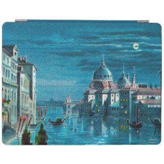 Venedig durch Mondschein iPad Hülle