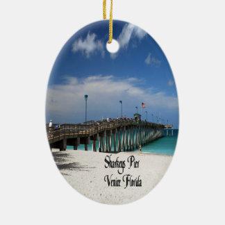Venedig Florida Keramik Ornament
