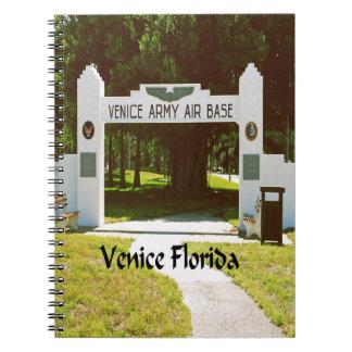 Venedig Florida Notizblock