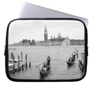 Venedig-Gondel Laptopschutzhülle