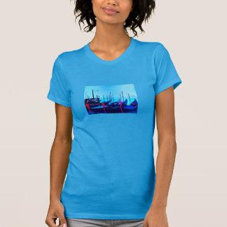 Venedig-Gondeln T-Shirt