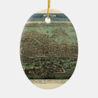 Venedig Italien 1798 Keramik Ornament