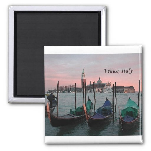 Venedig, Italien 2 (durch St.K.) Magnete