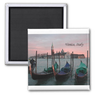 Venedig, Italien 2 (durch St.K.) Quadratischer Magnet