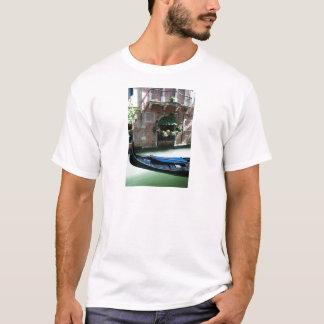 Venedig, Italien - Gondel-Detail-Foto T-Shirt
