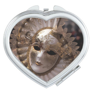 Venedig, Italien (IT) - Maskerade Taschenspiegel