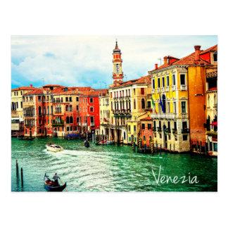 Venedig - Italien Postkarte