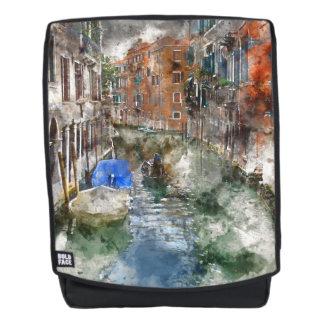 Venedig Italien Rucksack