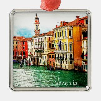 Venedig - Italien Silbernes Ornament
