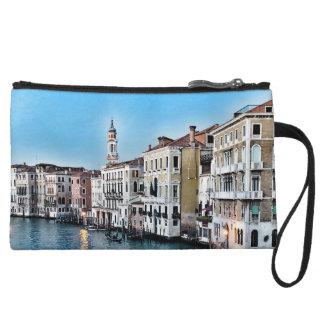 Venedig-Kanal Wristlet