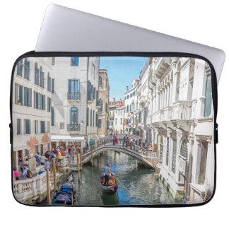 Venedig-Kanallaptophülse Laptopschutzhülle