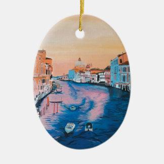 Venedig Keramik Ornament