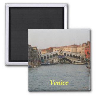 Venedig-Kühlschrankmagnet Quadratischer Magnet