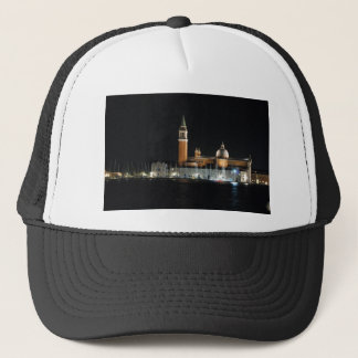 Venedig nachts truckerkappe