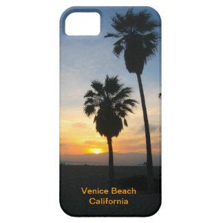 Venedig-Strand-Kalifornien-Sonnenuntergang iPhone 5 Hülle