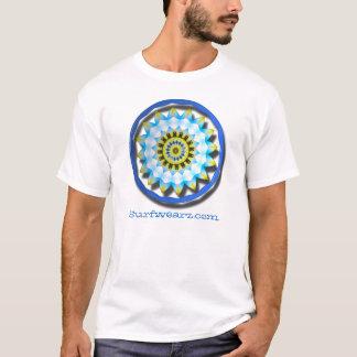 Venedig-Surfbrett-Stern-Sonnenuntergang T-Shirt