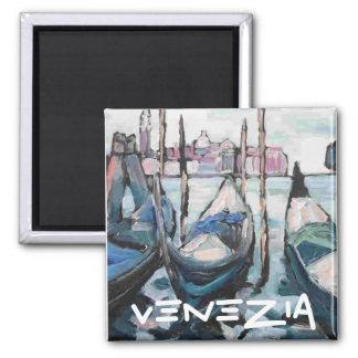 Venedig, Venezia Quadratischer Magnet