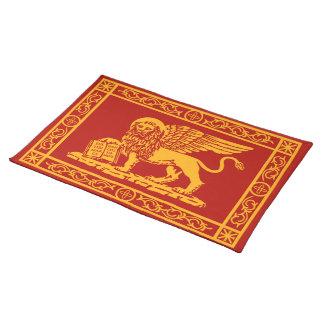 Venedig-Wappen Tischset